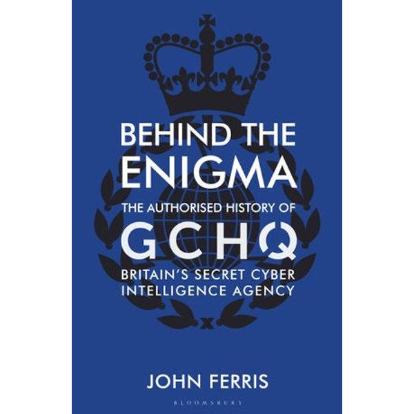 Behind the Enigma - John Ferris | Karta-nauczyciela.org