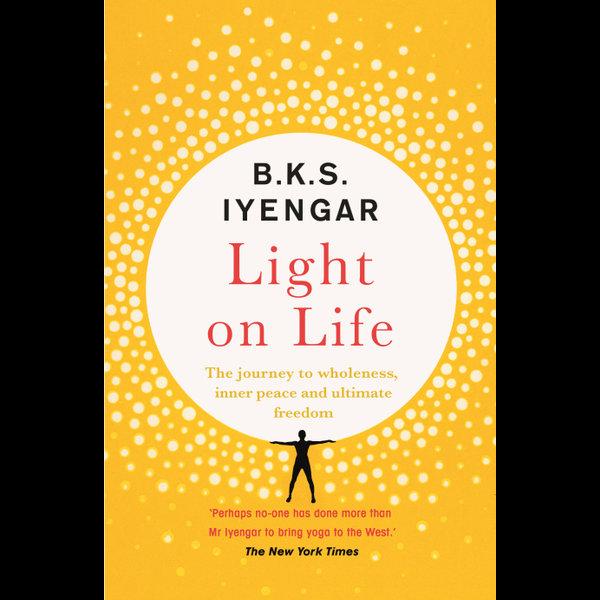 Light on Life - B.K.S. Iyengar   Karta-nauczyciela.org