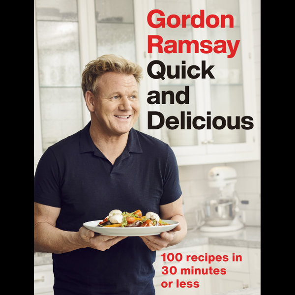 Gordon Ramsay Quick & Delicious - Gordon Ramsay   Karta-nauczyciela.org
