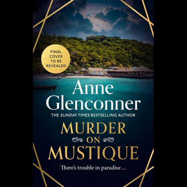 Murder On Mustique - Anne Glenconner   Karta-nauczyciela.org
