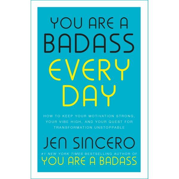 You Are a Badass Every Day - Jen Sincero   Karta-nauczyciela.org