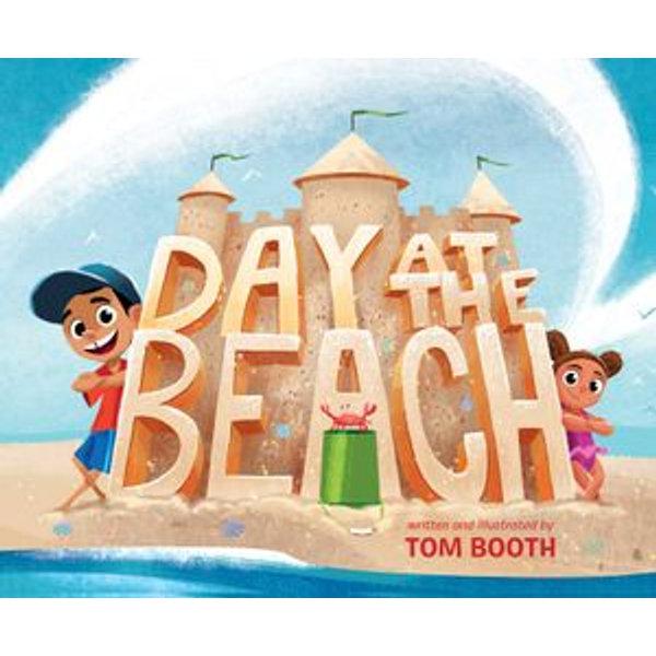 Day at the Beach - Tom Booth | Karta-nauczyciela.org