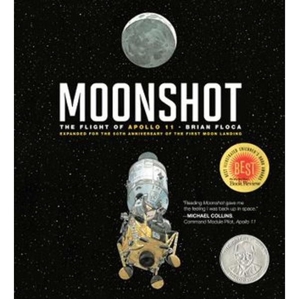 Moonshot - Brian Floca | Karta-nauczyciela.org