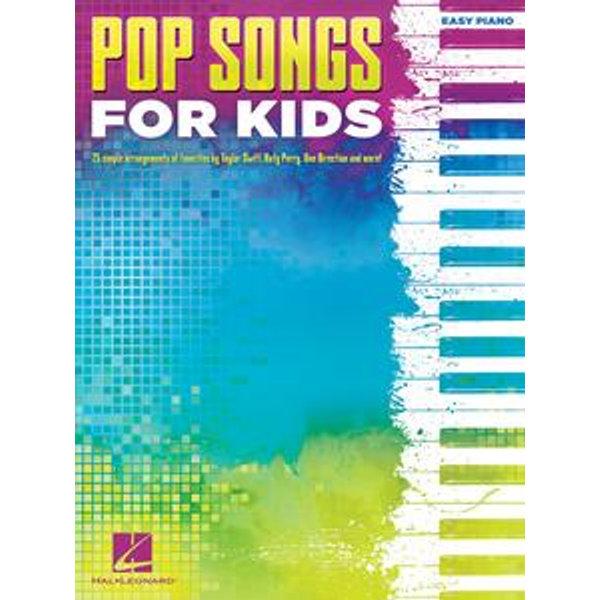 Pop Songs for Kids - Hal Leonard Corp. | Karta-nauczyciela.org