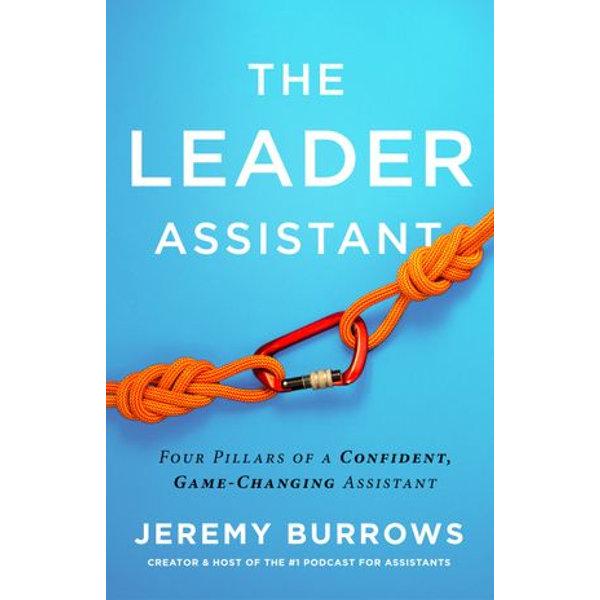 The Leader Assistant - Jeremy Burrows | Karta-nauczyciela.org