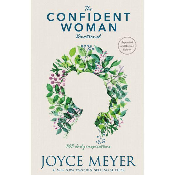 The Confident Woman Devotional - Joyce Meyer | Karta-nauczyciela.org