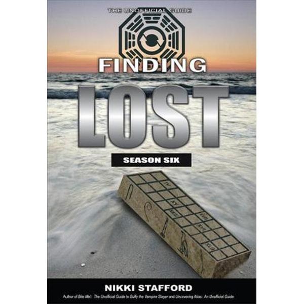Finding Lost - Season Six - Nikki Stafford | Karta-nauczyciela.org
