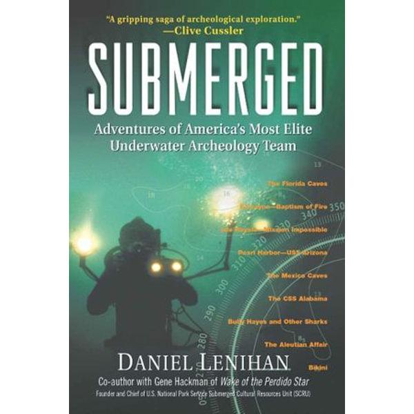 Submerged - Daniel Lenihan | Karta-nauczyciela.org