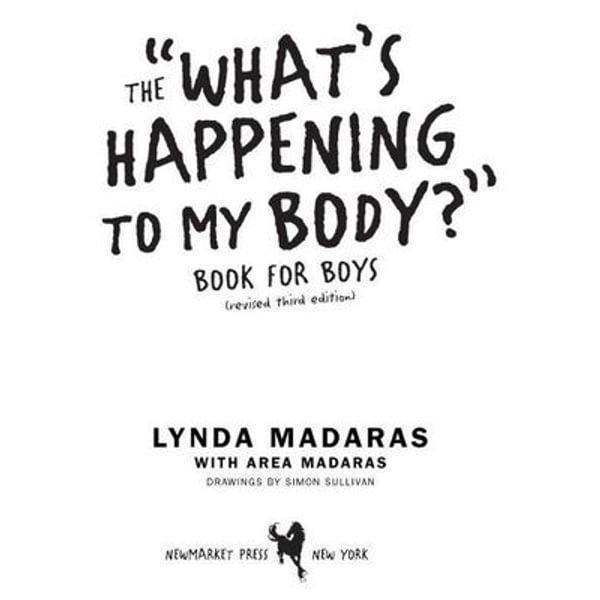 What's Happening to My Body? Book for Boys - Lynda Madaras, Area Madaras, Simon Sullivan | Karta-nauczyciela.org