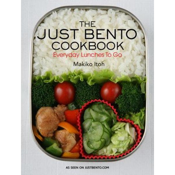 The Just Bento Cookbook - Makiko Itoh, Makiko Doi (Photographer)   Karta-nauczyciela.org