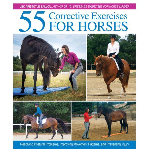 55 Corrective Exercises for Horses - Jec Aristotle Ballou   Karta-nauczyciela.org