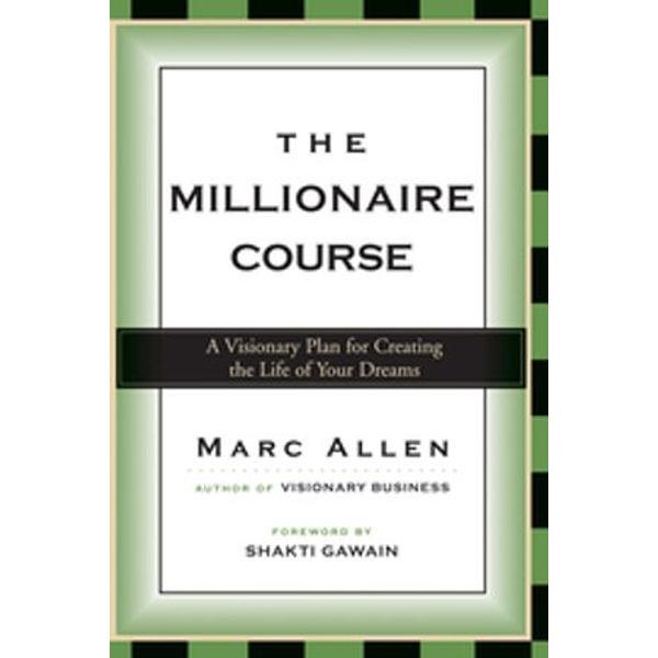 The Millionaire Course - Marc Allen   Karta-nauczyciela.org