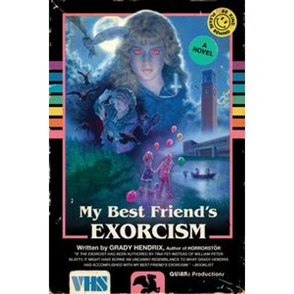 My Best Friend's Exorcism - Grady Hendrix | Karta-nauczyciela.org