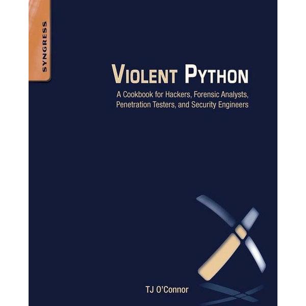 Violent Python - TJ O'Connor | Karta-nauczyciela.org