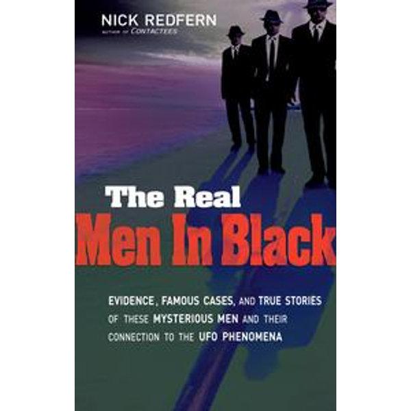 The Real Men In Black - Nick Redfern | Karta-nauczyciela.org