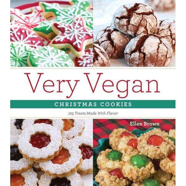 Very Vegan Christmas Cookies - Ellen Brown | Karta-nauczyciela.org