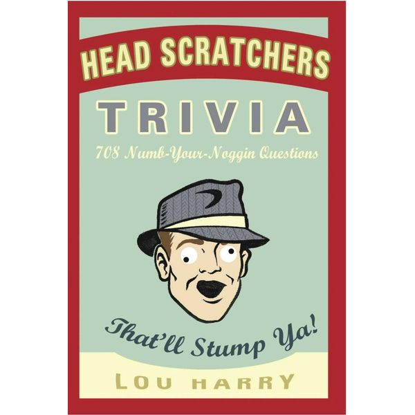 Head Scratchers Trivia - Lou Harry | Karta-nauczyciela.org