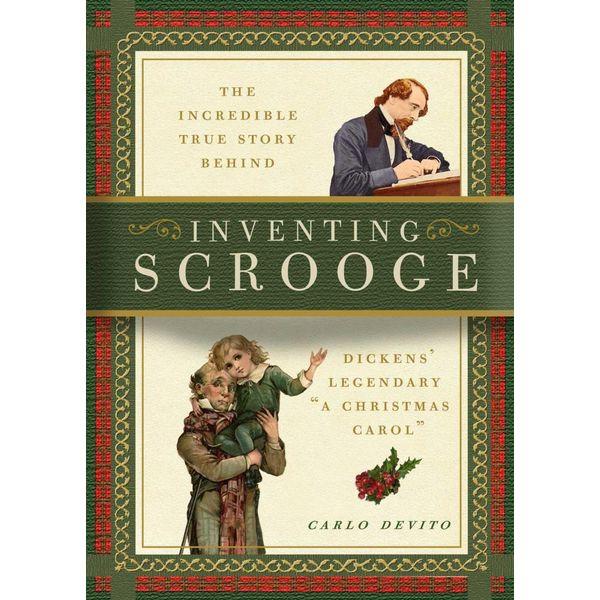 Inventing Scrooge - Carlo DeVito   Karta-nauczyciela.org