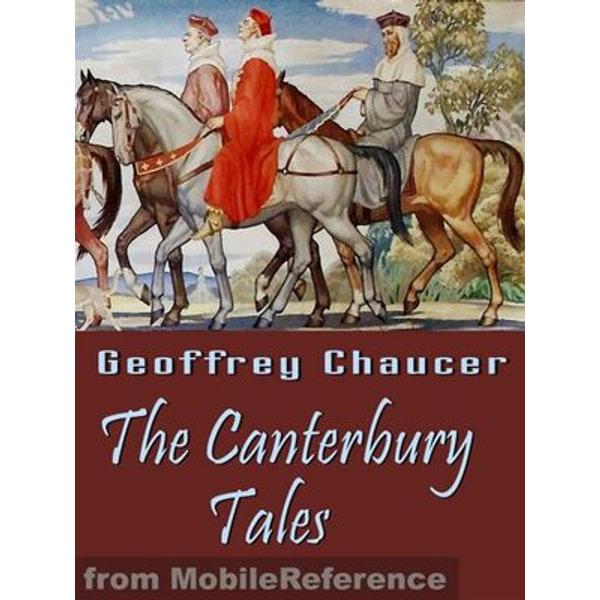 The Canterbury Tales (Mobi Classics) - Geoffrey Chaucer | Karta-nauczyciela.org