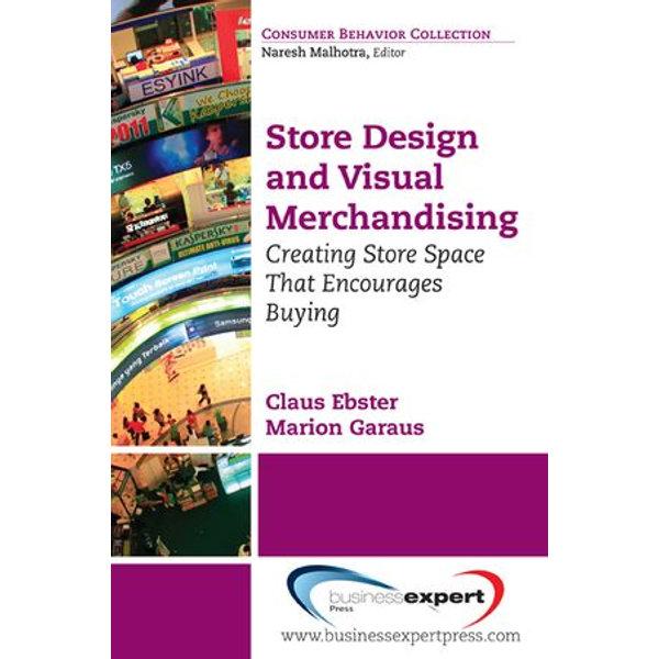 Store Design and Visual Merchandising - Claus Ebster | Karta-nauczyciela.org