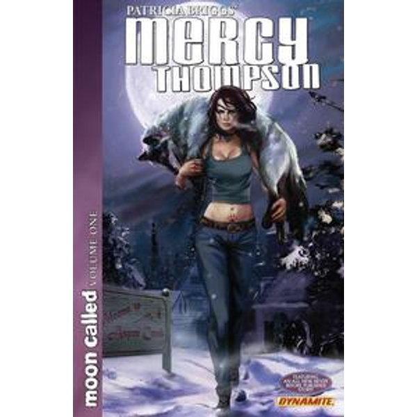 Patricia Briggs' Mercy Thompson: Moon Called Vol. 1 - Patricia Briggs, David Lawrence, Amelia Woo (Illustrator) | Karta-nauczyciela.org