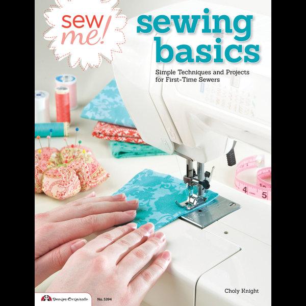 Sew Me! Sewing Basics - Choly Knight | Karta-nauczyciela.org