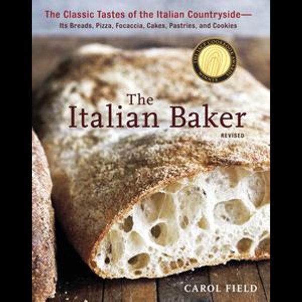 The Italian Baker, Revised - Carol Field, Ed Anderson (Photographer) | Karta-nauczyciela.org