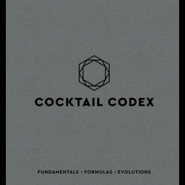 Cocktail Codex - Alex Day, Nick Fauchald, David Kaplan   Karta-nauczyciela.org