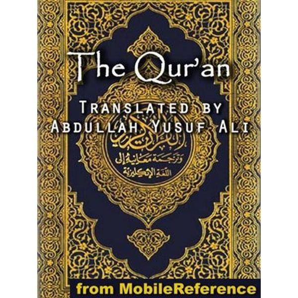 The Qur'an (Mobi Classics) - Abdullah Yusuf Ali (Translator)   Karta-nauczyciela.org