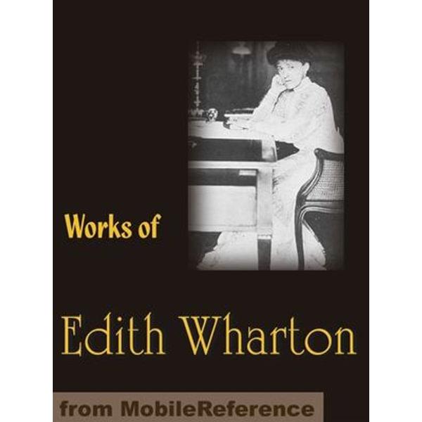 Works Of Edith Wharton - Edith Wharton   Karta-nauczyciela.org