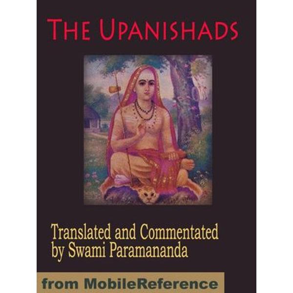The Upanishads - Swami Paramananda | Karta-nauczyciela.org