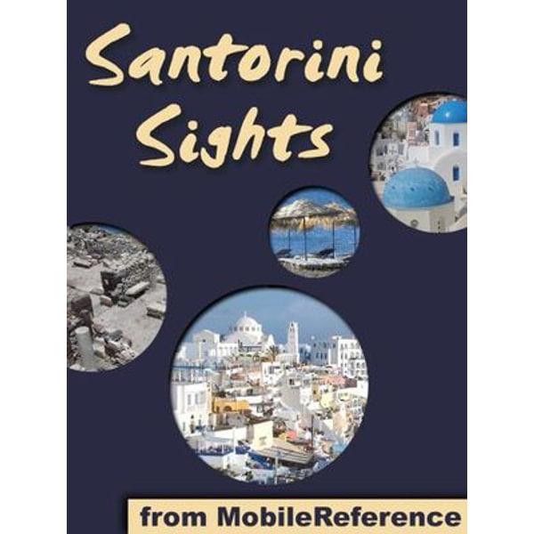 Santorini Sights - MobileReference | Karta-nauczyciela.org