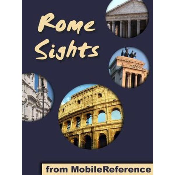 Rome Sights - MobileReference | Karta-nauczyciela.org