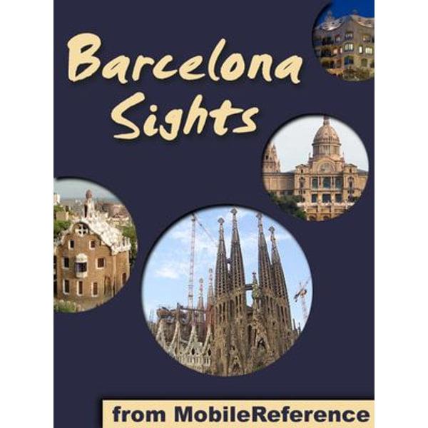 Barcelona Sights - MobileReference   Karta-nauczyciela.org