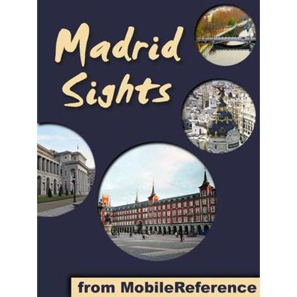 Madrid Sights - MobileReference | Karta-nauczyciela.org