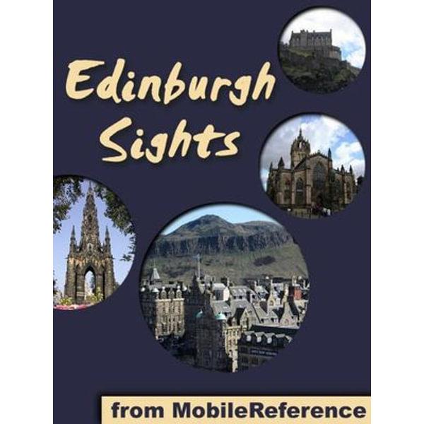 Edinburgh Sights - MobileReference | Karta-nauczyciela.org