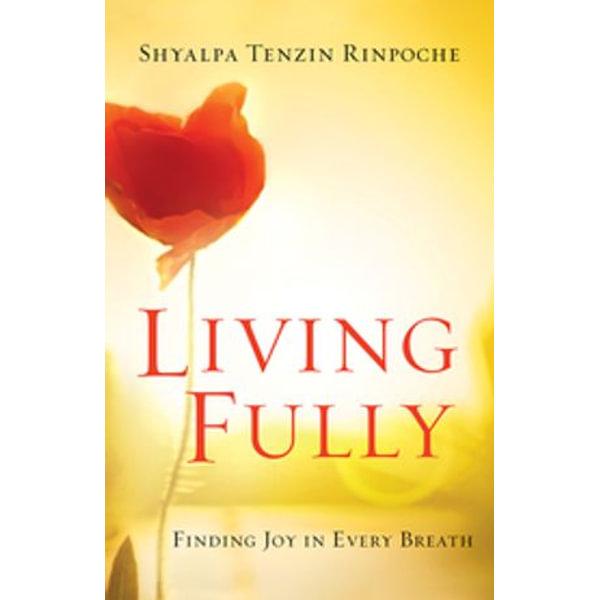 Living Fully - Shyalpa Tenzin Rinpoche   Karta-nauczyciela.org