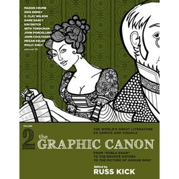 The Graphic Canon, Vol. 2 - Russ Kick (Editor) | 2020-eala-conference.org