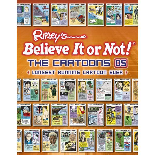 Ripley's Believe It or Not! The Cartoons 05 - Ripley's Believe It Or Not!   Karta-nauczyciela.org