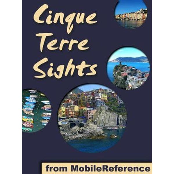 Cinque Terre Sights (Mobi Sights) - MobileReference   Karta-nauczyciela.org