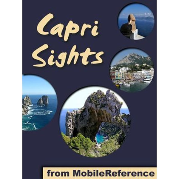 Capri Sights (Mobi Sights) - MobileReference | Karta-nauczyciela.org
