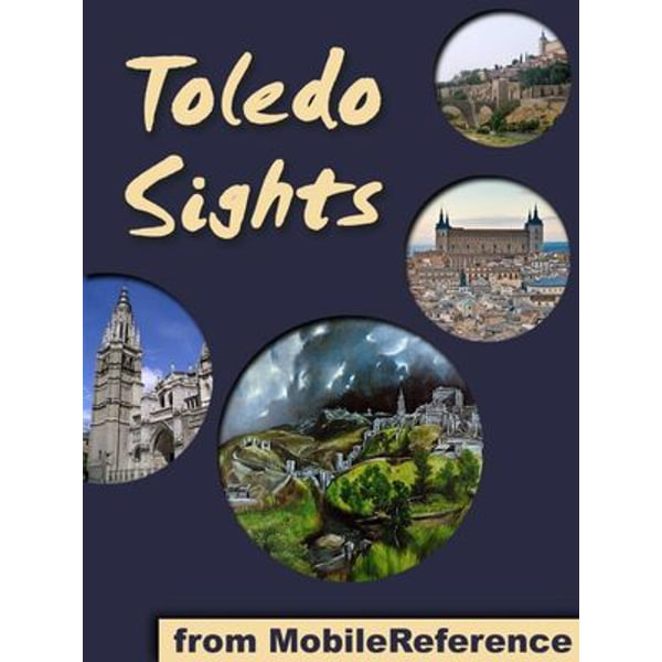 Toledo Sights (Mobi Sights) - MobileReference   Karta-nauczyciela.org