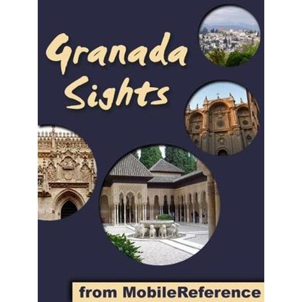 Granada Sights - MobileReference | Karta-nauczyciela.org