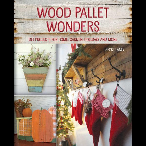 Wood Pallet Wonders - Becky Lamb | Karta-nauczyciela.org