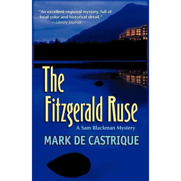 The Fitzgerald Ruse - Mark de Castrique | 2020-eala-conference.org