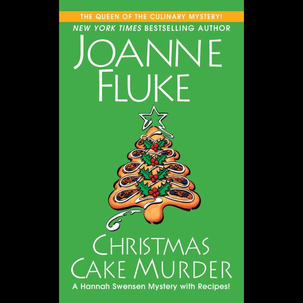 Christmas Cake Murder - Joanne Fluke   Karta-nauczyciela.org