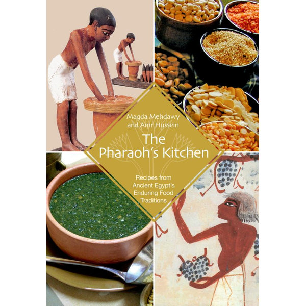 The Pharaoh's Kitchen - Magda Mehdawy, Amr Hussein | Karta-nauczyciela.org