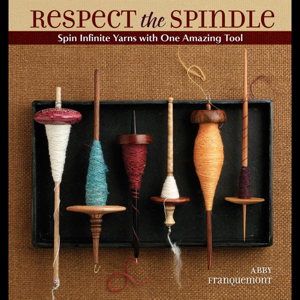 Respect the Spindle - Abby Franquemont | Karta-nauczyciela.org