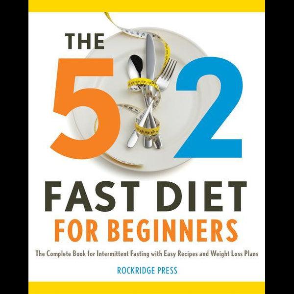 The 5:2 Fast Diet for Beginners - Rockridge Press | Karta-nauczyciela.org