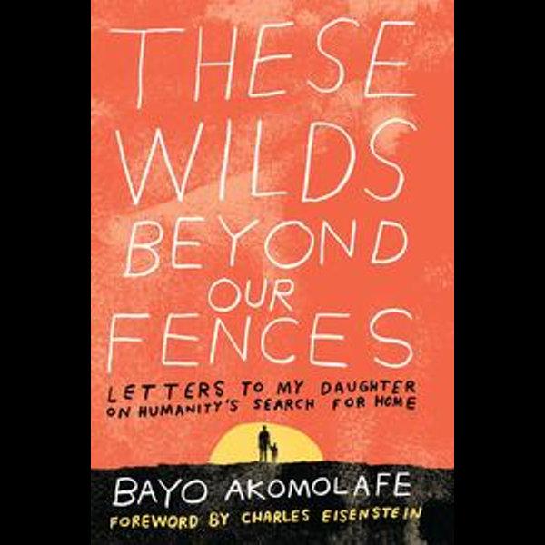These Wilds Beyond Our Fences - Bayo Akomolafe, Charles Eisenstein (Foreword by) | Karta-nauczyciela.org